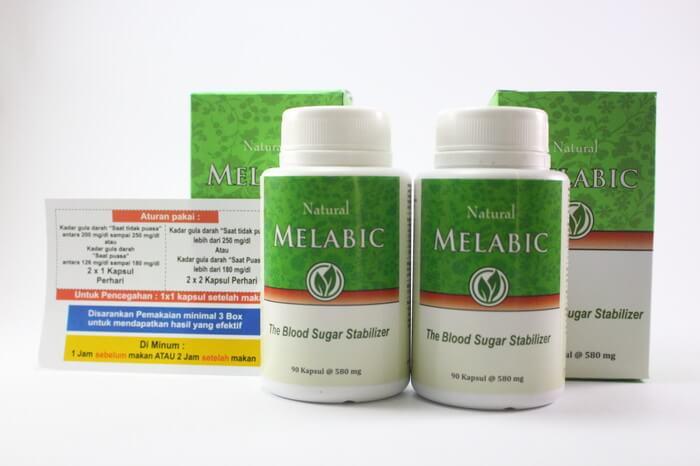 aturan minum melabic